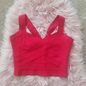 Arika Chicago  red top